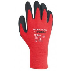 Nitrile-Coated Seamless Gloves