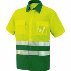 2-Tone Short Sleeve AV Shirt