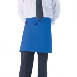 Short Coatless Apron