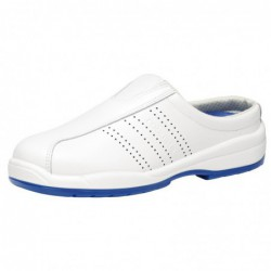 Alba White Sanitary Shoe