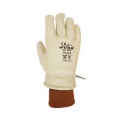 JUBA Gloves: Loading-Discharge