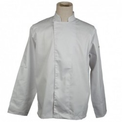 One-colour cook jacket