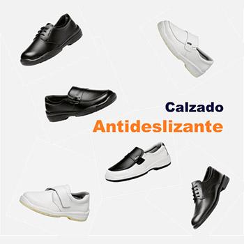 Zapatos antideslizantes
