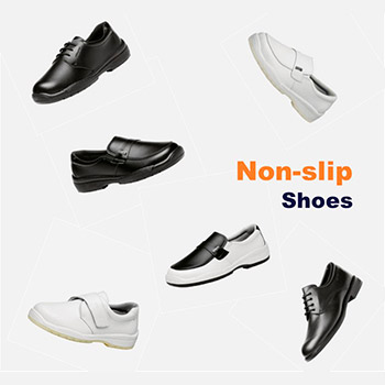 Non-slip shoes