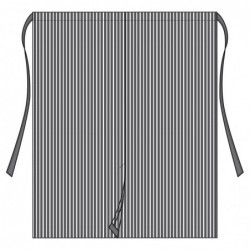 Long Apron for Kitchen