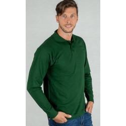 Polo Long Sleeve 100% Cotton