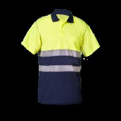 HV SHORT Sleeve Polo with...