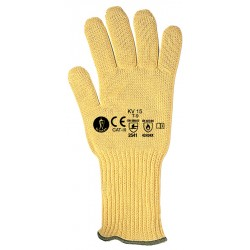 YELLOW ANTICALORIC GLOVE